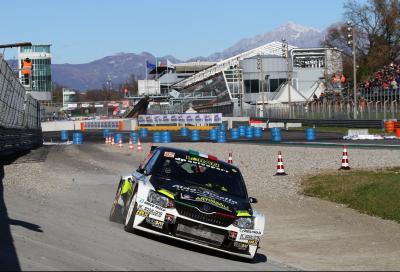 Tutto pronto per il Monza Rally Show 2019