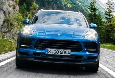 Porsche Macan: l'elettrica avrà un motore per ruota