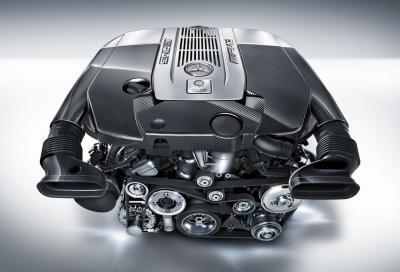 Mercedes Classe S: in futuro ancora col V12?