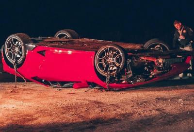 Come ti metto sul tetto una Lamborghini Huracan