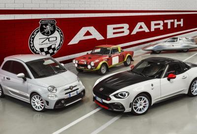 Abarth: avviata partnership con l'autodromo di Dubai
