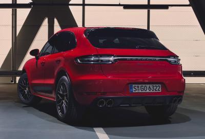 Porsche Macan GTS, ancora più sportiva