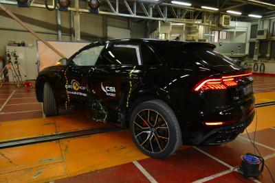 5 stelle Euro NCAP per VW Golf, Audi Q8, Ford Puma e Nissan Juke