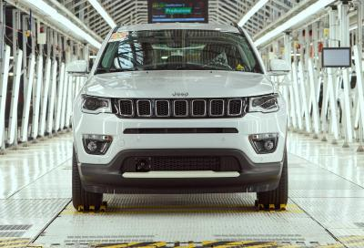 Jeep: dal 2022 l'elettrificazione interesserà tutta la gamma
