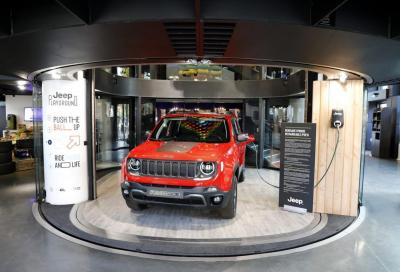 Jeep Renegade PHEV: la plug-in da 50 chilometri di autonomia
