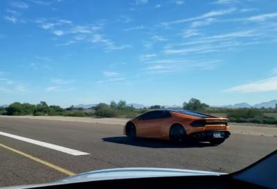 Tesla Model 3 vs Lamborghini Huracan: è tempo di rivincita