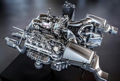 Mercedes-AMG: i limiti sulle emissioni remano contro la gamma