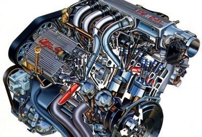Alfa Romeo: buon compleanno V6 Busso