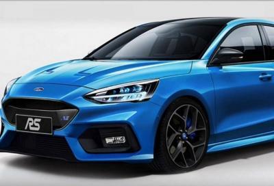 Ford Focus RS 2020: trapelate altre informazioni