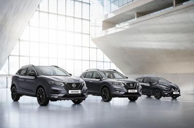 Nissan N-Tec, pieno di tecnologia per Micra, Qashqai e X-Trail