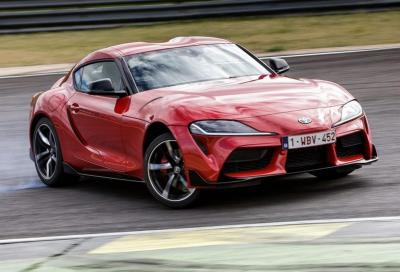Toyota Supra: al Nurburgring va più forte di M2 Competition e Z4