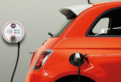 Fiat 500e elettrica: e se fosse a quattro porte?