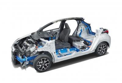 Toyota Yaris 2020: ibrida e a trazione integrale