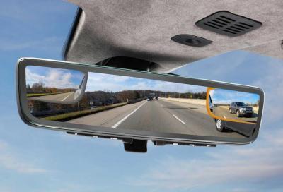 Aston Martin: benvenuto specchietto digitale ibrido