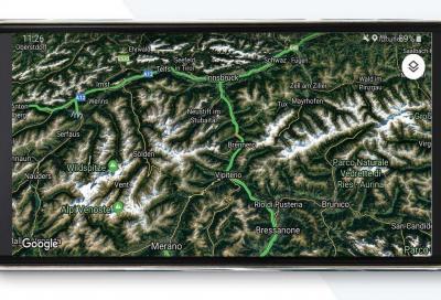 Scegli la strada alternativa con meno coda? In Tirolo vieni multato