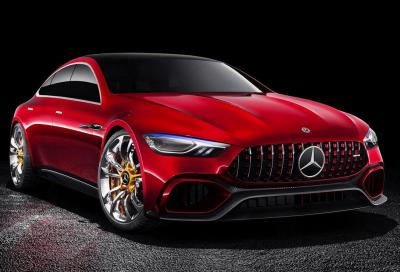 Mercedes-AMG GT73 coupé: l'ibrida plug-in da 800 CV
