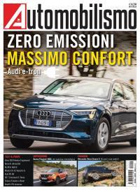 Automobilismo di Gennaio-Febbraio 2020 è in edicola ricco di interessanti novità