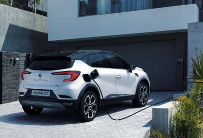 Renault Clio e Captur E-Tech: ibrido avanti tutta