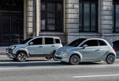 Fiat 500 e Panda: la gamma si completa con le mild hibrid