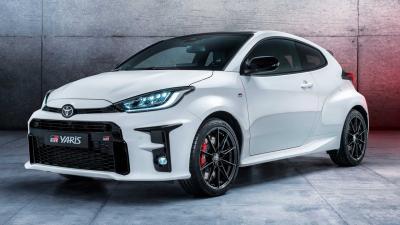 Toyota GR Yaris: la compatta da cardiopalma