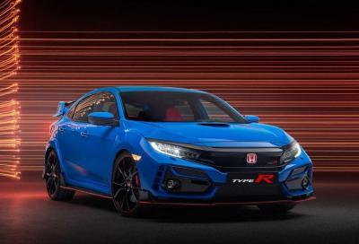 Honda Civic Type R: con le modifiche è ancora più cattiva