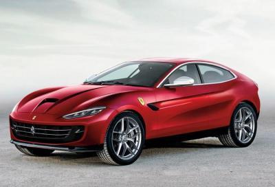 Ferrari va in tribunale per la Purosangue