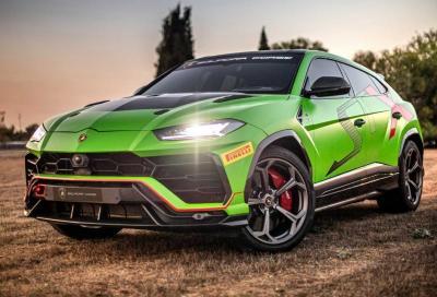 Lamborghini Urus ST-X: prima la versione da gara poi quella ibrida
