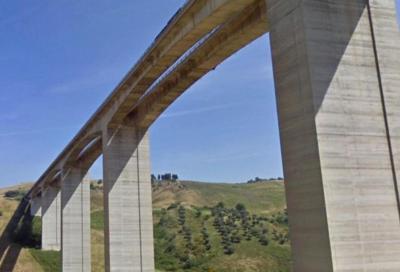 Autostrada A14: il viadotto Cerrano ha piloni spostati di 7 centimetri