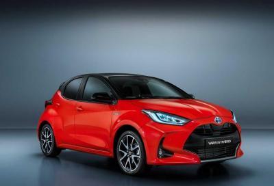 Nuova Toyota Yaris Hybrid: il valore delle emissioni è da primato