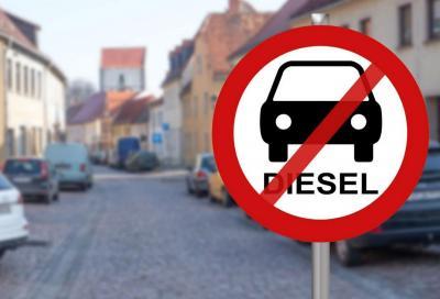 Blocchi diesel a Roma: crollo dei contratti sulle nuove auto diesel