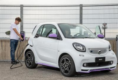 Auto elettriche: quanto costa ricaricarle alle colonnine?
