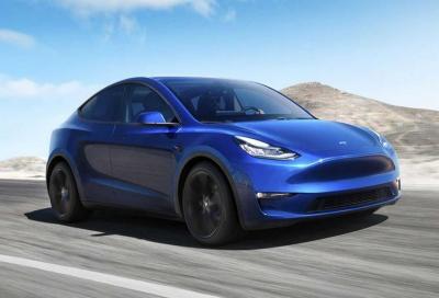 Tesla Model Y: l'autonomia chilometrica è da primato