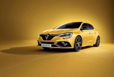 Renault Megane: le R.S. e R.S. Trophy si aggiornano