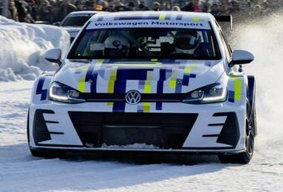 Volkswagen eR1: 670 CV elettrici per sfidare neve e ghiaccio