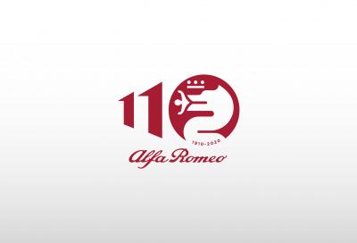 Alfa Romeo, svelato il logo per i 110 anni