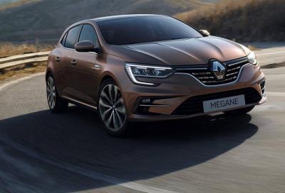 La nuova Renault Megane abbraccia l'ibrido plug-in