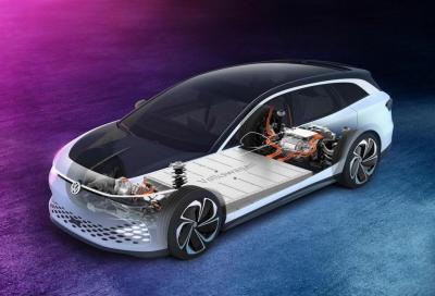 Volkswagen Passat: la prossima potrebbe essere solo elettrica