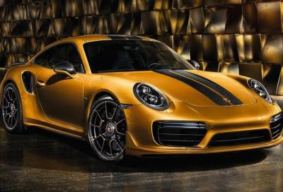 Porsche 911 Turbo S: lo 0-96 km/h lo archivia in 1,9 secondi