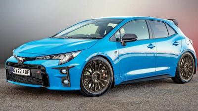 Toyota GR Corolla: dal 2023 con 250 CV e 360 Nm