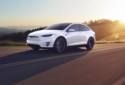 Tesla Model X: non è esente da problemi di ruggine