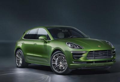 Porsche Macan: dal 2024 sarà solo elettrica