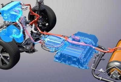 Auto a idrogeno: possibile realtà futura?