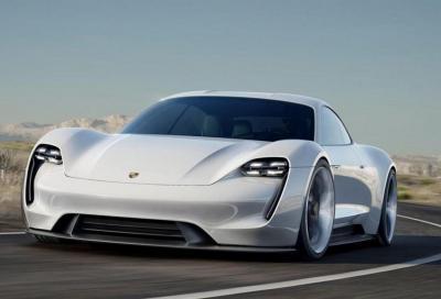 Porsche Taycan: negli Usa le prime magagne