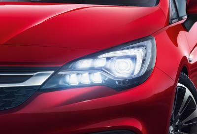 Opel Corsa: come funzionano i fari IntelliLux