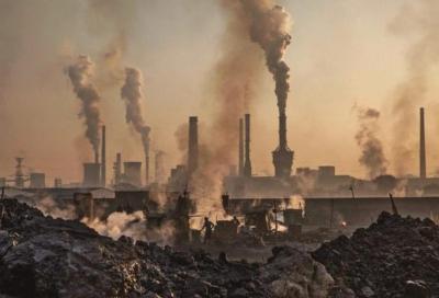 Coronavirus: in Cina emissioni di CO2 ai minimi