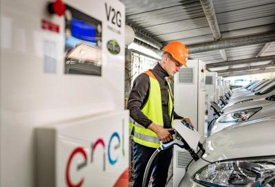 Il Vehicle-to-grid (V2G) può finalmente prendere vita