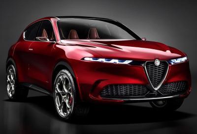 Alfa Romeo Tonale: la vedremo o no a Ginevra?