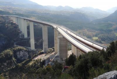 Autostrada A6: i viadotti da ristrutturare sono persino 157