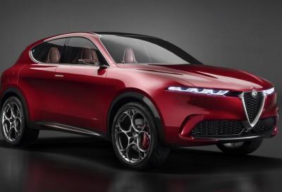 Alfa Romeo Tonale: arriverà nel 2021 e sarà prodotto a Pomigliano