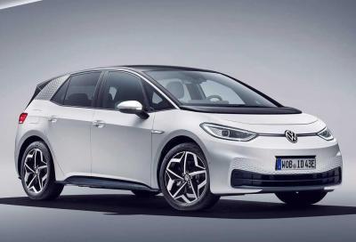 Volkswagen ID.3: trapelati problemi al software